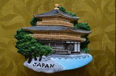 Nhật Bản du lịch thế giới tưởng niệm lưu niệm quà tặng thủ công 3d tủ lạnh nam châm thành phố tủ lạnh từ bản ghi nhớ chủ(China (Mainland))