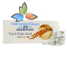Toko Suntikan.com: Kandungan Yumi Kojic Acid dari 29 Nexentury