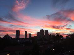 Century City @ dusk