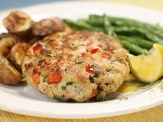 Fried Trout Cakes. Get the recipe from Kimberly's Simply Southern on Great American Country >> http://www.greatamericancountry.com/living/food/fried-trout-cakes?soc=pinterest