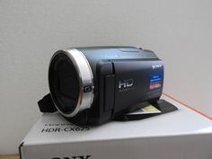 Unboxing Video über Sony Handycam HDR-CX625 Videokamera #unboxingvideo #sonyhandycamhdrcx625 #videokamera