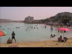 DEAD SEA - ISRAEL - YouTube