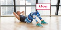 7 Workout Moves That Are A Complete Waste of Time   - Redbook.com