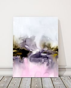 VERY MARTA abstract-watercolor-verymarta-martaspendowska-fields-30×40-2
