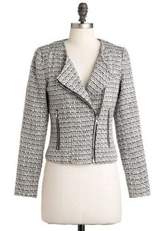 Business with Leisure Jacket, #ModCloth