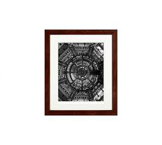 "New York Times Archive Framed Photography, Library of Congress - 1960, 12 x 14"", Espresso"