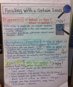 Two Reflective Teachers: Social Issues Book Club Unit: Part Two