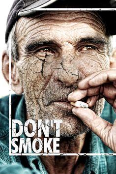 EN don't smoke - Photoshop  ITA non fumare - Photoshop    By Antonino Iacona