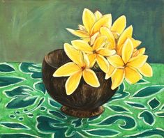 Hawaiian Art, Hawaiian Islands, Scenery, Pure Products, History, Projects, Painting, Beautiful, Hawaian Islands