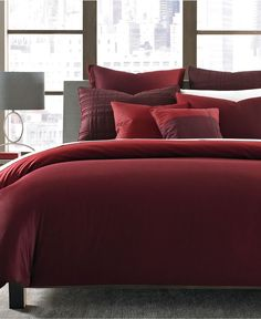 Calvin Klein Bedding, Elm Comforter And Duvet Cover Sets   Designer  Comforters   Bed U0026 Bath   Macyu0027s | Home Sweet Home | Pinterest | Comforter,  Duvet And ...