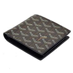 Black men's Goyard Wallet
