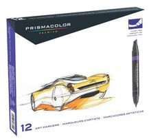 Sanford(R) Prismacolor(R) Professional Art Markers, Primary/ Secondary Colors, Set Of 12 Sanford,http://www.amazon.com/dp/B00006IFGK/ref=cm_sw_r_pi_dp_ZQy6sb1S504DB45R