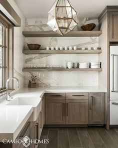 Dark, light, oak, maple, cherry cabinetry and wood kitchen cabinet styles. CHECK THE PIN for Lots of Wood Kitchen Cabinets. Home Decor Kitchen, Interior Design Kitchen, Kitchen And Bath, New Kitchen, Home Kitchens, Kitchen Wood, Island Kitchen, Kitchen Ideas, Kitchen Pantry