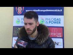 Intervista al centrocampista Rinaldi | Sito ufficiale SSD Città di Campobasso