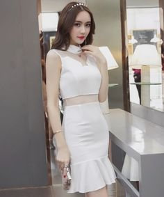 EC07174 Package hip fashion and elegant dress for women