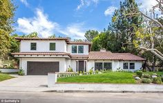 Completely updated:The two story Spanish Mediterranean home sits on just over a third of ...