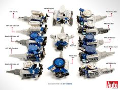 model Ford Engines
