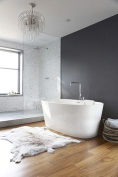 Here we showcase a a collection of perfectly minimal interior design examples for you to use as inspiration. Check out the previous post in the series: 37 Bad Inspiration, Bathroom Inspiration, Bathroom Ideas, Bathroom Inspo, Bathroom Layout, Bathroom Colors, Shower Ideas, Tuesday Inspiration, Parisian Bathroom