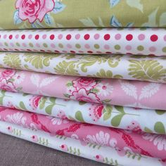 Pretty Tilda Fabric Bundle - PICK YOUR OWN - Smaller Pieces Perfect for Smaller Projects (s). $18.75, via Etsy.