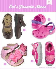 em's favorite shoes // age 2 by duetletterpress, via Flickr