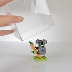Display cubes - 5 sided