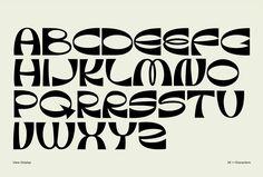 Mirna Pierre — View typeface on Behance Typography Alphabet, Typography Logo, Logos, Calligraphy Fonts Alphabet, Typeface Font, Typography Inspiration, Graphic Design Inspiration, Type Design, Web Design