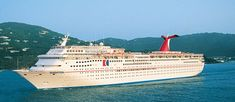 """Carnival Cruise Ship """"Sensation""""... Very nice ship..took it on our 2nd trip to the Bahamas.. Totally recommend! =)"""