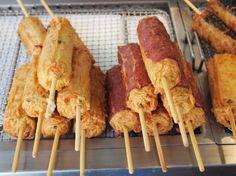 Street food - hotba(핫바)