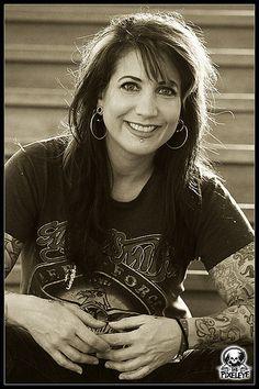 Hannah Aitchison LA Ink. Love her <3