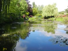 jardin de Monet