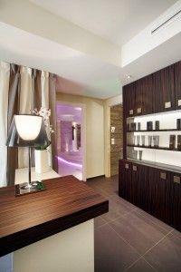 RECEPTION HOTEL PARIGI 2 SPA LA CASCADE DALMINE BERGAMO