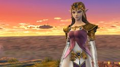 princess zelda smash bros wii u - Google Search