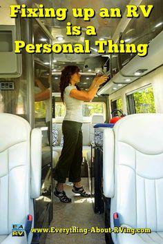Fixing Up an RV is a personal thing Here are A Dozen Features that are Nice to Have.. Read More: http://www.everything-about-rving.com/fixing-up-an-rv.html Happy RVing! #rving #rv #camping #leisure #outdoors