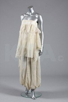 omgthatdress:  Ensemble Zandra Rhodes, 1978 Kerry Taylor Auctions