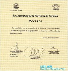 Así Somos: La Legislatura de Córdoba aprueba proyecto present...