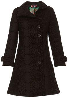 Desigual Trizia - Manteau - noir