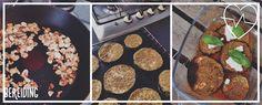 Fit Food Guide - Gezonde Recepten : Paleo Aubergine 'Parmezaan'