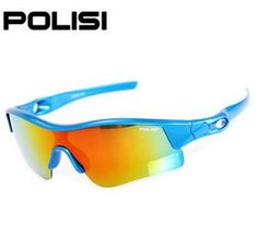 POLISI Children Kids bike Cycling Snowboard Snowmobile Skiing Outdoor Sports Goggles Protective Glasses