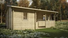 BUDGET ONE BED A LOG CABIN x Free shingle roof tiles, damp proof membrane and free floor insulation. Delivered by loghouse. Roof Boards, Log Cabins For Sale, Floor Insulation, One Bed, Double Glazed Window, Local Parks, Kabine, Internal Doors, Log Homes