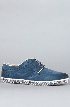 #Karmaloop The Calypso Shoe in Deepwater by J Shoes  Use rep code:XLOOP for 20% off  Retail:$110.00