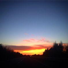 Fife Sunset x
