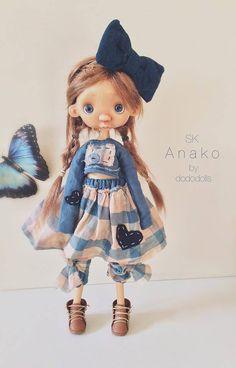 Anako by DodoDolls