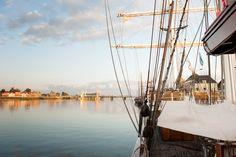 Stedemaeght NAUPAR - officieel deelnemend schip SAIL Amsterdam 2015