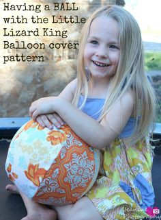 Balloon Cover by Little Lizard King — Pattern Revolution