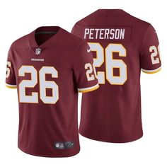4c19231ac Adrian Peterson Washington Redskins burgundy jersey XL sz #fashion #clothing  #shoes #accessories