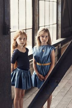 Understated and cool kids fashion for Summer by GRO Company