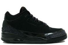 dd4f9d8b978a Air Jordan Retro 3 Noir Chaussures Confortable Et Sain Jordan Retro 3
