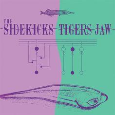 """Stream the new Tigers Jaw / Sidekicks split 7"""""""