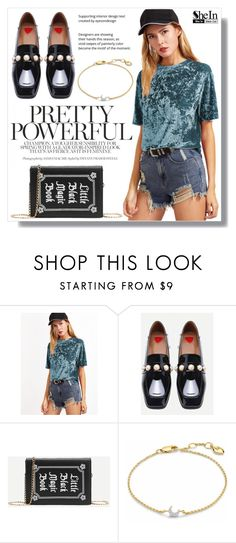 """SheIn I / 21."" by amra-sarajlic ❤ liked on Polyvore featuring Missoma, Sheinside and shein"