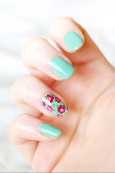 #Spring #Nails Find us on: www.facebook.com/NeoNailPL